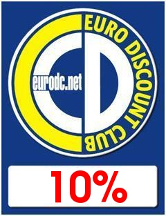 Euro Discount Club 10%